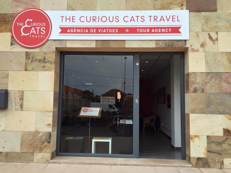 local The Curious Cats Travel en Miami Platja